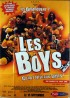 BOYS (LES) movie poster