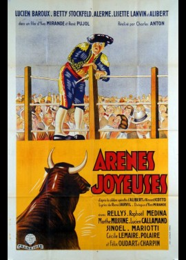 ARENES JOYEUSES movie poster