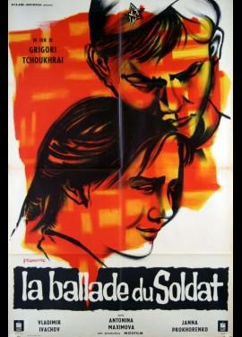 BALLADA O SOLDATE movie poster