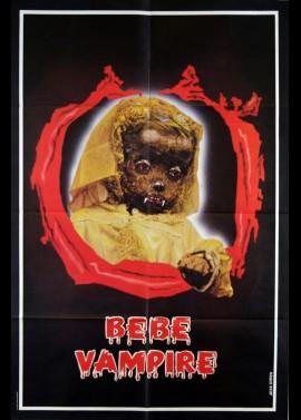 affiche du film BEBE VAMPIRE