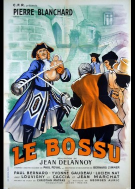BOSSU (LE) movie poster