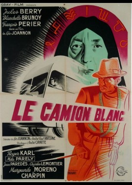 CAMION BLANC (LE) movie poster