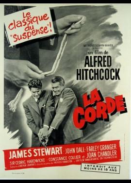 affiche du film CORDE (LA)