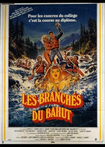 affiche du film BRANCHES DU BAHUT (LES)