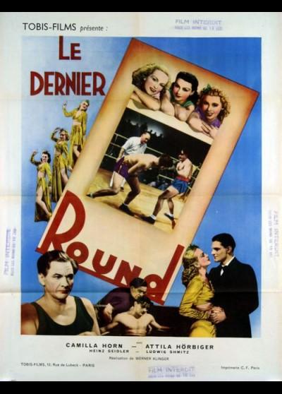 LETZTE RUNDE (DIE) movie poster