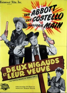WISTFUL WIDOW OF WAGON GAP (THE) movie poster