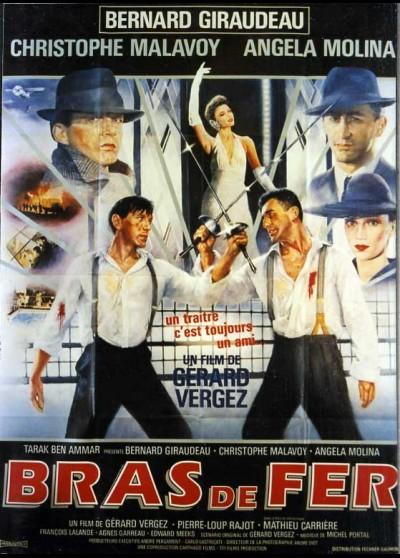 affiche du film BRAS DE FER
