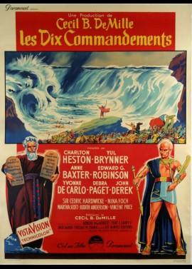 affiche du film DIX COMMANDEMENTS (LES)