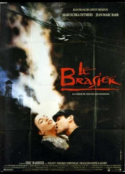 affiche du film BRASIER (LE)