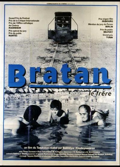 affiche du film BRATAN LE FRERE