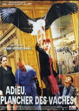 ADIEU PLANCHER DES VACHES movie poster