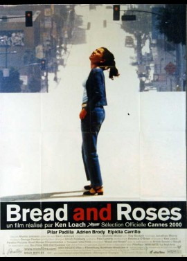 affiche du film BREAD AND ROSES