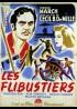 affiche du film FLIBUSTIERS (LES)