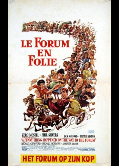 affiche du film FORUM EN FOLIE (LE)