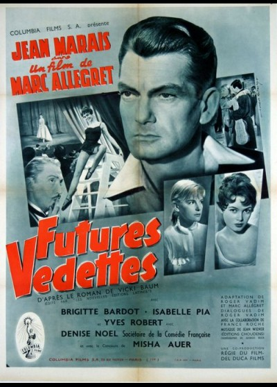 FUTURES VEDETTES movie poster