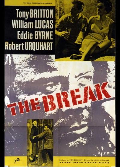 BREAK (THE) movie poster