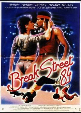 affiche du film BREAK STREET 84