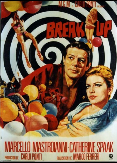 affiche du film BREAK UP