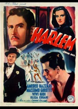 affiche du film HARLEM