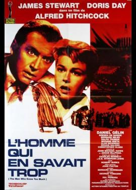 affiche du film HOMME QUI EN SAVAIT TROP (L')