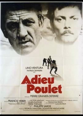 affiche du film ADIEU POULET