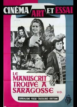 affiche du film MANUSCRIT TROUVE A SARAGOSSE (LE)