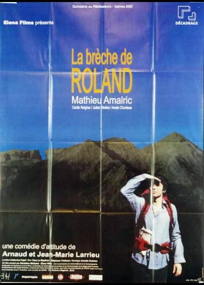 affiche du film BRECHE DE ROLAND (LA)