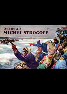 MICHEL STROGOFF movie poster