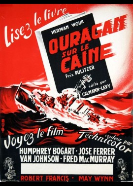 CAINE MUTINY (THE) movie poster