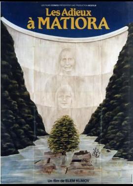 PROSHCHANIE movie poster