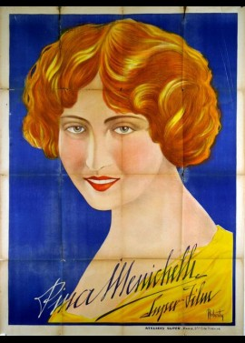 PINA MENICHELLI movie poster