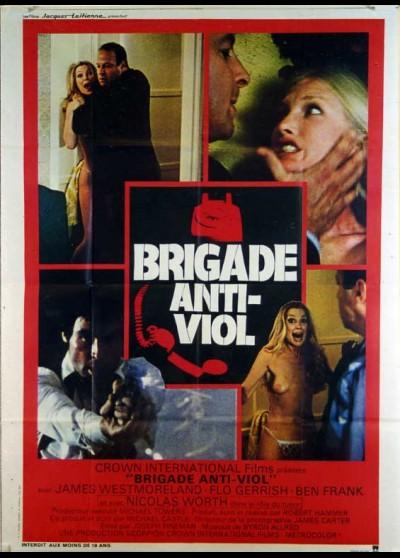 affiche du film BRIGADE ANTI VIOL