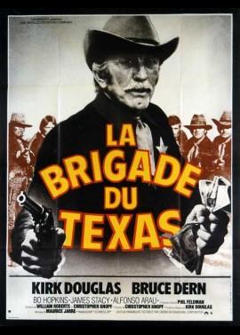 affiche du film BRIGADE DU TEXAS (LA)