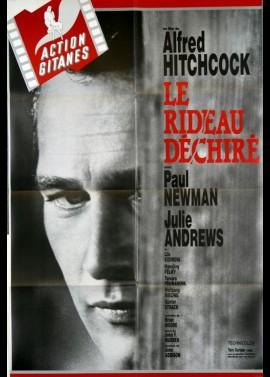 affiche du film RIDEAU DECHIRE (LE)