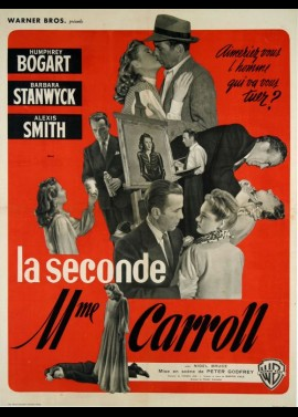 TWO MRS CARROLLS (THE) movie poster