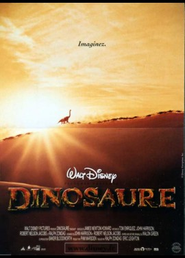 DINOSAUR movie poster