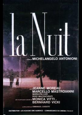 NOTTE (LA) movie poster