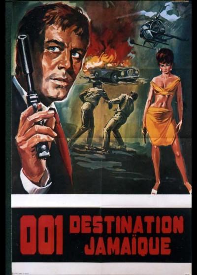 A 001 OPERAZIONE GIAMAICA movie poster
