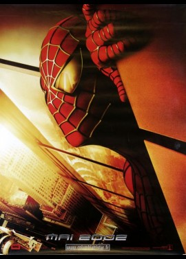 SPIDERMAN / SPIDER MAN movie poster