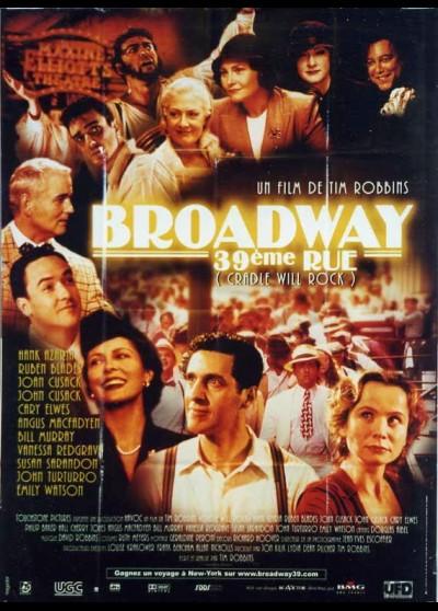 affiche du film BROADWAY TRENTE NEUVIEME RUE
