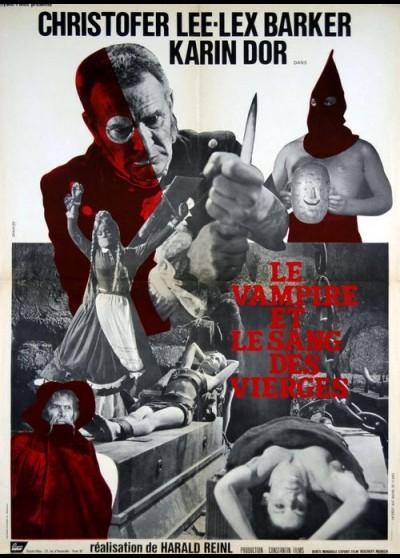 SCHLANGENGRUBE UND DAS PENDEL (DIE) movie poster