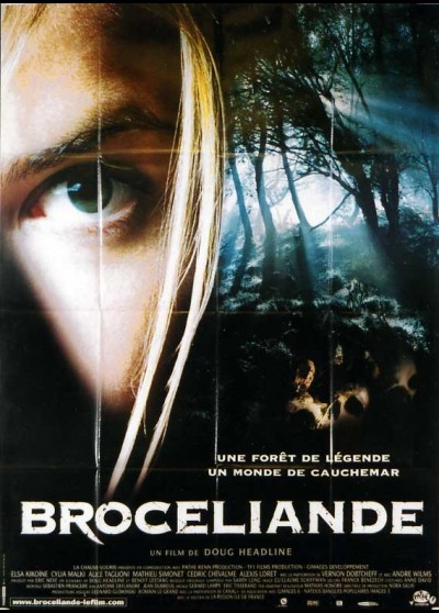 affiche du film BROCELIANDE