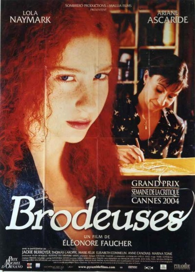 BRODEUSES movie poster