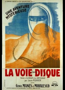 affiche du film VOIE SANS DISQUE (LA)
