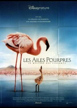 affiche du film AILES POURPRES LE MYSTERE DES FLAMANDS (LES)