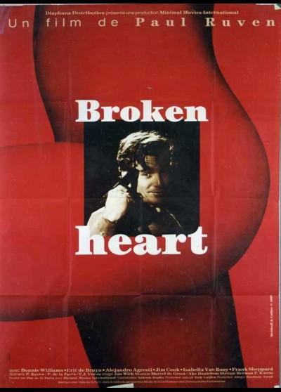 affiche du film BROKEN HEART