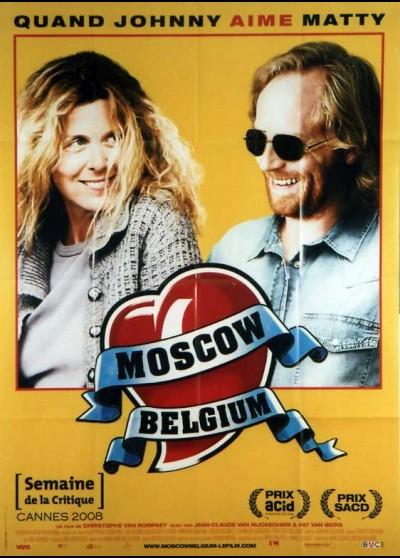 AARANRIJDING IN MOSCOU movie poster