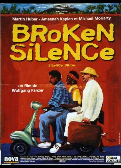 affiche du film BROKEN SILENCE