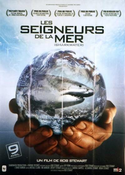 SHARKWATER movie poster
