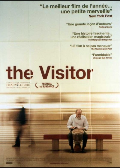 VISITOR (THE) movie poster